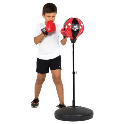 Sunman Kick Boks Antrenman Seti Çocuk Spor Aleti