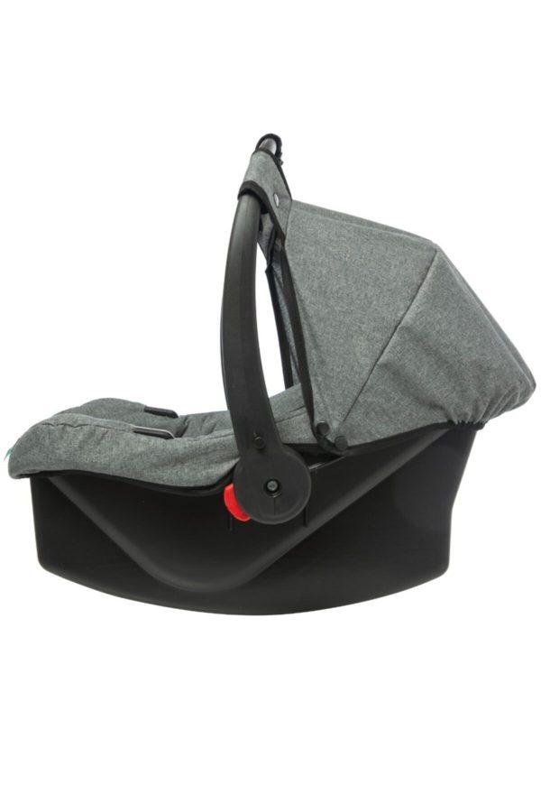 ahfam anakucağı oto koltugu gri