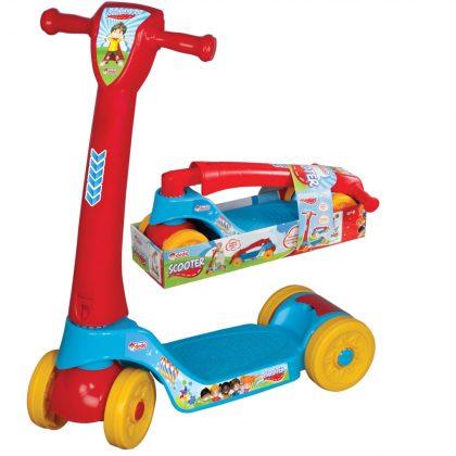 Dede 4 Tekerlekli Mini Çocuk Scooter